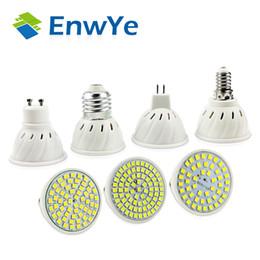 E27 E14 MR16 GU10 Lampada Ampoule LED 220V 240V Bombillas Projecteur LED 48 60 80 LED 2835 SMD Lampara Spot Cfl ? partir de fabricateur