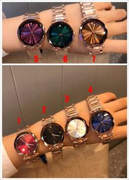 Wholesale hot for nurse - New Hot Ultra thin rose gold wristwatch quartz watches luxury nurse ladies dresses female Folding buckle wristwatch gifts for girls
