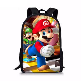 311a30b750bdc Coloranimal Süper Çocuk Okul Sırt Çantası Birincil Öğrenci Anime Mario Bros  Baskı Rahat Yüksek Kaliteli Schoolbag Çocuklar Satchel super mario school  deals