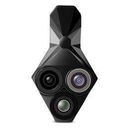 Wholesale Mobile Camera Kit - eClouds 3 in 1 Universal Fish Eye Macro Clip Camera Lens Kit for iPad iPhone for Samsung FishEye Mobile Phone Lenses