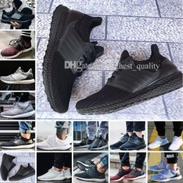Wholesale Snowflake Shoes - 2018 Ultra Boots 2.0 3.0 4.0 UltraBoots men running shoes sneaker women designer Sport UB CNY Dog Snowflake Core Triple Black All White Grey