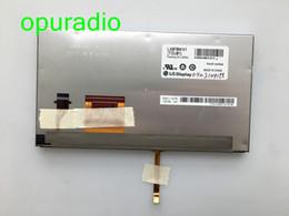 Wholesale Navi Radio - Original OPURADIO 7inch LCD display LA070WV1-TD01 LA070WV1 TD01 with touch digitizer for car DVD GPS NAVI audio