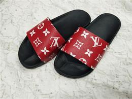 Pantofole di qualità online-Fashion Luxury Designer Scarpe da donna designer scivoli Pantofola per le donne Sandali Fahion Slipper Infradito Qualità AAAAA