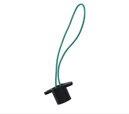 Suportes de fio on-line-Suportes da luz do suporte da lâmpada de 1000pcs E12 com fio para a ampola conduzida etc.