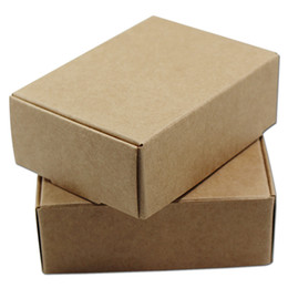Shop kraft cupcake boxes uk kraft cupcake boxes free delivery to dhl 8563cm brown kraft paper collection box handmade diy soap business card gift party wedding cupcake cosmetic package boxes reheart Image collections