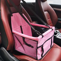 Pet Car Traspirante Pet Pack Pet Pack Wuble Bag Seggiolino anteriore spesso pacchetto per tutti gli animali Sut Four Seasons da cagnolino fornitori