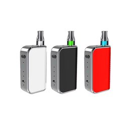 Wholesale genuine cartridges - Genuine Komodo C5 Vape Box Mod 400mAh Preheat Battery 510 Thread for Amigo Liberty X5 V1 V5 V9 Thick Oil Vape Cartridges