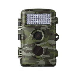 Wholesale trail scouting camera - Hunting Camera 500 Million Pixels CMOS IR Infrared Wildlife Hunting Camera Scouting Trail Hunter Cam Rainproof Cameras