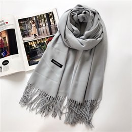 Wholesale Cashmere Ponchos Sale - Hot sales Fashion winter wool scarf Pashmina Scarves cashmere ponchos Scarf Luxury Men's & woman Classic scarves