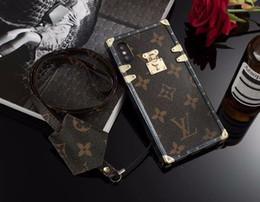 2019 copertura iphone kawaii Luxury Fashion Paris Visualizza ibrida della cassa del cuoio del telefono PU + di TPU per iPhone 11 Pro X XS Max XR 7 8 Inoltre copertura posteriore per la galassia S10 S9 note10 9 8