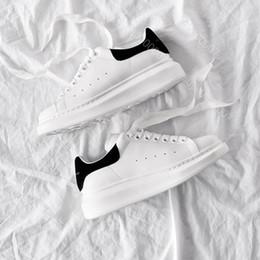 Scarpa da uomo casual stile brand new nero donna sneaker bianco nero rosso  piattaforma low cut fashion designer scarpe drop size 35-46 5107f436838