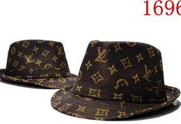 Wholesale foldable hats women - Fashion Designer bone 100% cotton Letter Bucket Hats For Men Women Foldable Caps Black Fisherman Beach Sun Visor Sale Folding Man Bowler Cap
