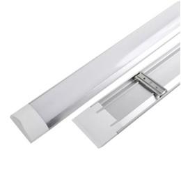Светодиодные экраны онлайн-1FT 2FT 3FT 4FT LED Batten T8 Светодиодная поверхность Встроенные светодиодные трубки Взрывозащищенный светодиодный светильник с защитой от перегрузки