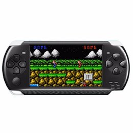 Handheld game console Retro video game machine 8GB memory 4.3 inch HD screen MP5 MP4 player With camera Dual system Speaker от Поставщики 8-гигабайтный 4,3-дюймовый mp4-плеер