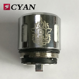 2019 bobina q2 5 unids V8 bebé Q2 / X4 / T6 / T8 0.15ohm / 0.2ohm / 0.4ohm bobina de repuesto núcleo del atomizador para TFV8 Big Baby Tank para Stick V8 Kit bobina q2 baratos