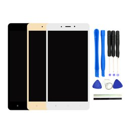 Wholesale xiaomi touch screen - 2017 New For Xiaomi Redmi Note 4 LCD Display Touch Screen Replacement For Xiaomi Redmi Note 4 Prime Pro Phone Parts FreeTools