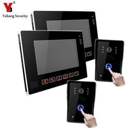 2019 système de sécurité de porte vidéo YobangSecurity 9