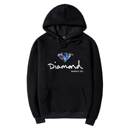 hip hop clothing diamond hoodie Coupons - Diamond supply co men hoodie women street fleece warm sweatshirt winter autumn fashion hip hop pullover men clothing