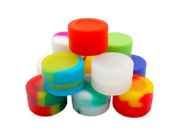 Canada Boîte de cire de silicone de vente directe à l'usine Contenants de cire Récipients pour récipients d'huile de silicone ou cire d'huile de bho pour la crème de cigare électronique Offre