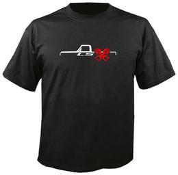 moteur à piston libre Promotion LS CAMION w PISTONS T-SHIRT 67-72 c10 lsx 5.3 6.0 swap moteur chevy gmc dodge 2018 mâle à manches courtes T-shirt Top livraison gratuite été