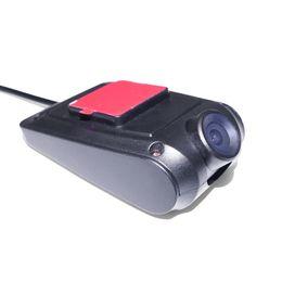 rückspiegel gps android Rabatt Auto dvr ultra dünnes 720P HD Auto-Front USB-Digital-Videorecorder DVR Kamera für Auto-Android-Navigator Headunit # 4738