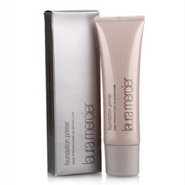 Wholesale Face Base - SAMPLE 1PCS Laura Mercier Foundation Primer Hydrating  Mineral  Oil Free Base High Quality Face Makeup 6 Styles SPF 30 Base 50ml Face