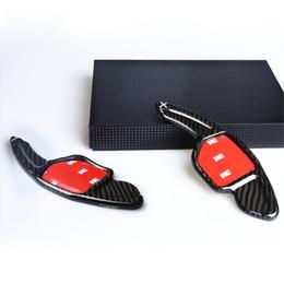 Удлинить стиль из углеродного волокна рулевое колесо переключения передач, пригодный для AUDI A3 A4L A5 Q3 Q5 от Поставщики a3 рулевое колесо