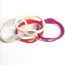 Bande de balance en silicone en Ligne-Balance Bracelet PB Bande Energie Energie Anneau Silicone Bracelet Sport En Plein Air Garde Poignet Ceinture Vente Chaude 1 8bl V