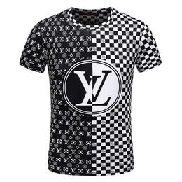 a659e5eb2 Mode Just Do It Lettre Imprimer T-shirts pour les hommes Casual T-shirt à  manches courtes ras du cou T-shirt Loose Fix Tops Tees