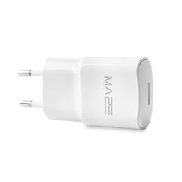 Wholesale mobile phone technologies - Maze Mobile Phone Power Adapter for Maze Alpha 6.0 Quick Charge 2.0 Technology Lightweight Original Charger EU Adapter