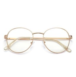 1baa6ebb74 The New Style of Korean Style Personality Plain Glasses Male and Female  General-Purpose Fashion Eyeglass Frame Hipster Necessary