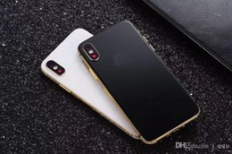 Wholesale Google Smart Cover - Limited edition Gold Diamond Goophone X face recognition Wireless Charging glass cover 4g lte Octa Core 2G Ram 32G Rom Show 256Gb