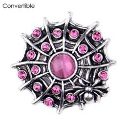 Wholesale wholesale starfish brooch pin - Elegant Rivca Cameo starfish crystal Rhinestone magnetic brooch for Women Vintage Muslim Brooch magnetic pin accessory