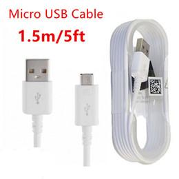 Высокое качество A + + + Micro USB кабель быстрая зарядка кабель для S7 S6 edge + S4 Примечание 5/4 I5 I6 6S 7 7Plus I8 от