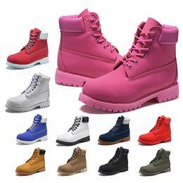 Timberland UGG GUCCI acier sécurité travail bottines femmes bottes d hiver  off Classic Marque gris blanc noir bottes de loisirs rouges hommes bottes  d hiver ... 0989154599d