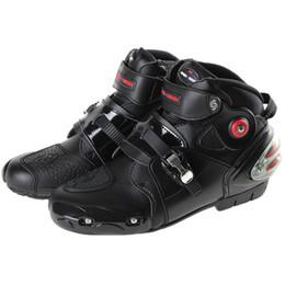 Bottes de course de haute qualité / bottes tout-terrain de moto / bottes de course de motocross / bottes de ski de fond imperméables 9003 ? partir de fabricateur