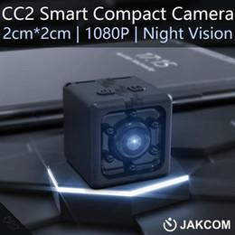 câmera de segurança escondida Desconto JAKCOM CC2 câmera compacta venda quente em filmadoras como 32gb cartão de memória telecamera esconder câmera