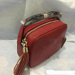 Wholesale Red Profile - Hot Fashion design shoulder bag ladies tassel profile women messenger bags