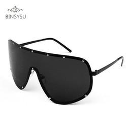 32bea755a2 Super Big Frame Polarized Sunglasses Men Classic UV400 Trend Stars Wear Sun Glasses  Women Large Frame Outdoor Sunglass Goggles D18102305