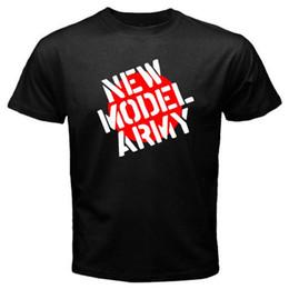 2019 армейская рубашка Новая новая модель армия рок-группа мужская черная футболка размер SML XL 2XL 3xlblack футболка мужская футболка мужская рубашка дешево армейская рубашка
