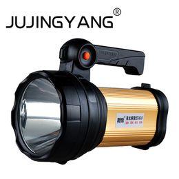 Wholesale Outdoor Range - JUJINGYANG 30W long range LED outdoor camping lighting searchlight