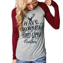 15edf81221d94c christmas shirts plus size women 2019 - Plus Size Women T Shirt 2018 Spring  O-