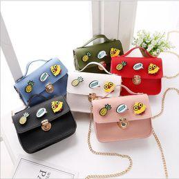 2019 сумочки для малышей Дети дизайнерские сумки девушки мини-сумки кошелек малыш золотая цепь сумка мода сумки на ремне дети PU кожаный бумажник сумка сумки Yl673 дешево сумочки для малышей