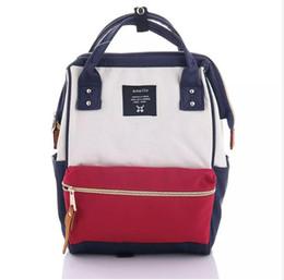 2020 mochilas de niña linda para la universidad Mochilas de la escuela de Japón para adolescentes Mochila de la escuela linda para la bolsa de la universidad de la escuela para mujeres Mochila de anillo de Anello rebajas mochilas de niña linda para la universidad