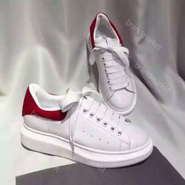 Scarpe casual moda uomo sneaker bianco con plateau stile nuovo moda colori  misti moda low cut scarpe firmate drop shipping taglia 35-46 1317785c360
