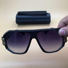 9179b23ec64 2018 new Brand Designer black Frame Sunglasses Acetate Goggles Gradient  Lens Plastic eyeglasses Mens Womens Retro Polarized glasses 624