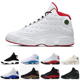kampfkunst lieferungen Rabatt Schönheit Basketball Schuhe Sneaker für Männer 13s Schuh Phantom Bred ER ERHALTEN SPIEL Mode Herren Sport Turnschuhe Rabatt zapatos Fabrik zu liefern