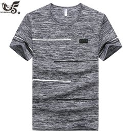 size 8xl clothing Coupons - XIYOUNIAO plus size M~7XL 8XL 9XL summer Brand Tops & Tees Quick Dry Slim Fit T-shirt Men sporting Clothing Short sleeve t shirt