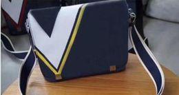 Wholesale Black Leather Laptop Briefcase - 2017 Brand Designer Men Genuine Leather Handbag Black Briefcase Laptop Shoulder Bag Messenger Bag