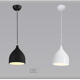 2019 vaso redondo de 24 pulgadas Lámpara colgante moderna Luz colgante E27 Luz para el hogar Restaurante Veranda Sala de café Sala
